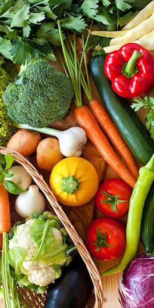 fruits and veggies help your energy level