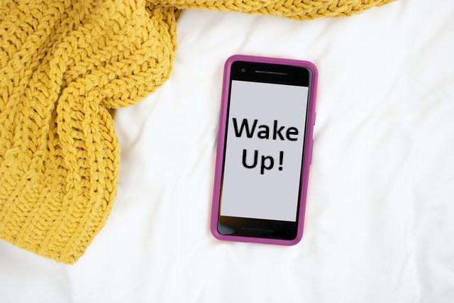 wake up alarm clock apps