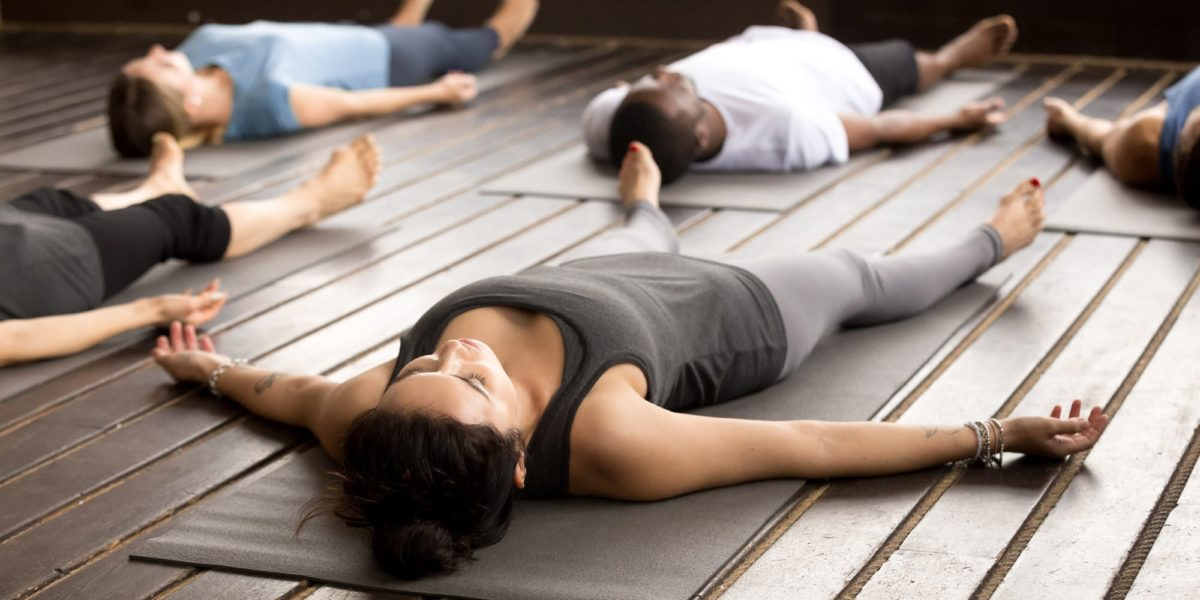 yoga nidra can help you fall asleep