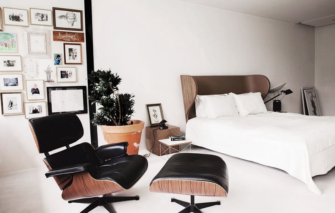 our favorite mid mod bedroom