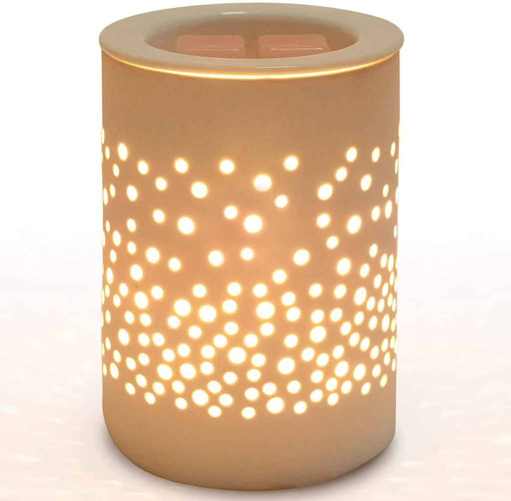 wax warmers are also a great way to distribute great smells