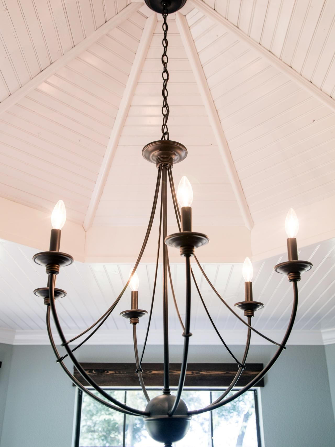 farmhouse style bedroom lighting
