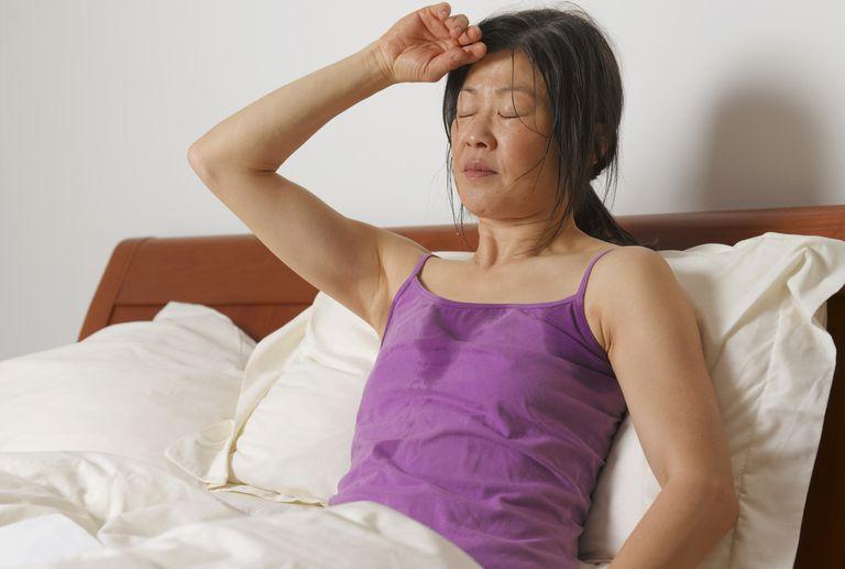 overheating during sleep