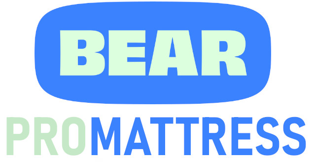 bear pro mattress logo