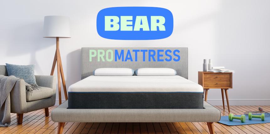 bear pro mattress review
