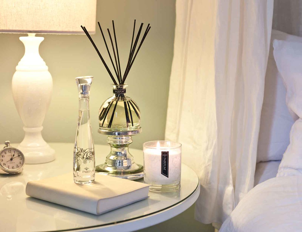 bedroom fragrance and scent