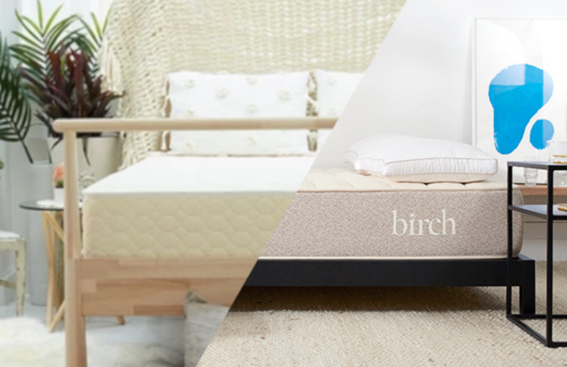 birch mattress vs ecocloud hybrid review