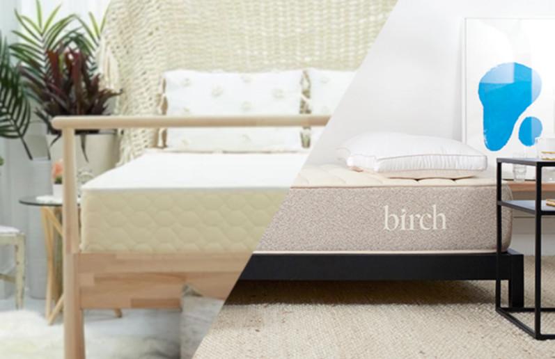 birch mattress vs ecocloud hybrid review