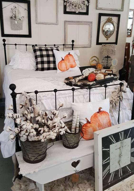 fall bedroom trends 2021