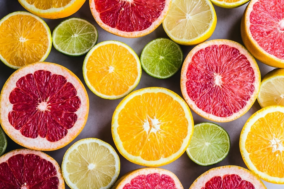 citrus scents for the bedroom