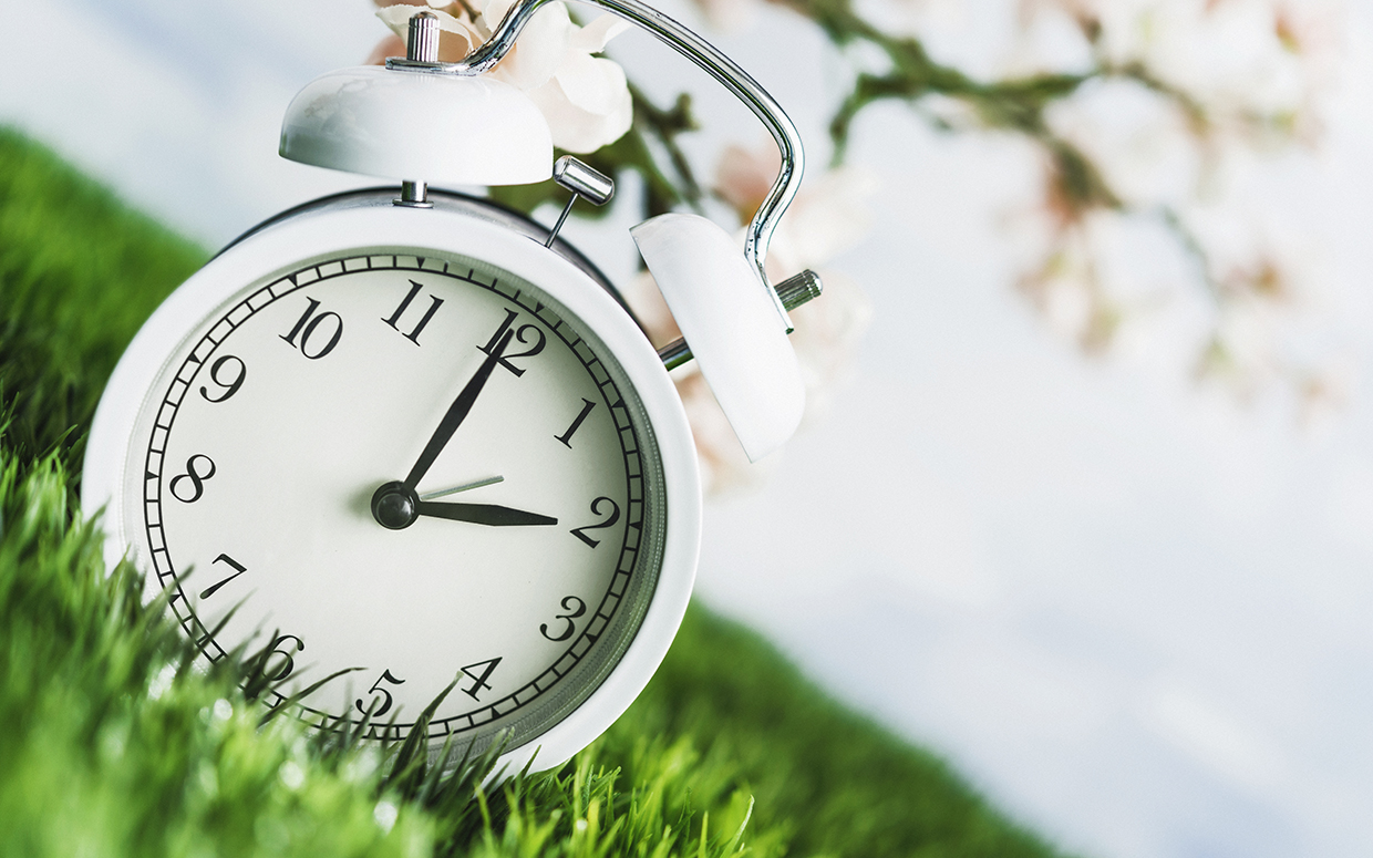 how to get better sleep throughout spring forward