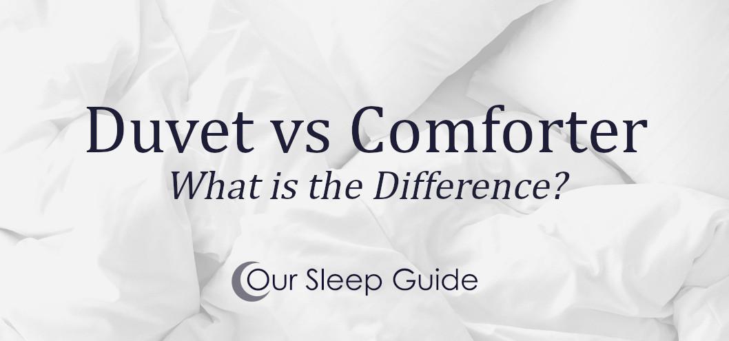 duvet vs comforter which one is better?