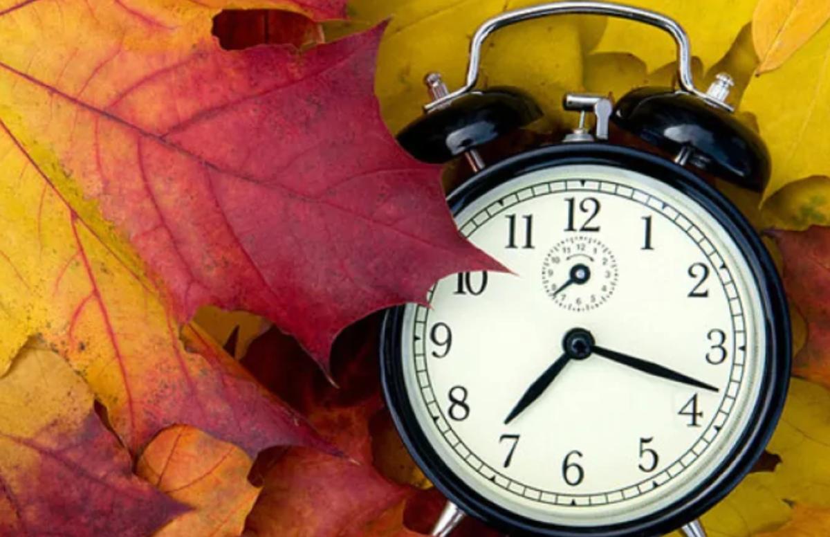 fallback daylight saving time schedule shift