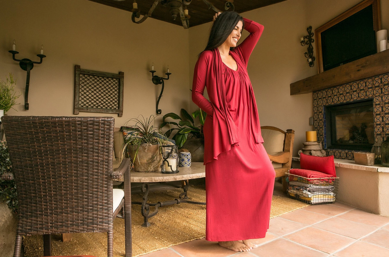 modest pajamas and lounge wear by JJ Winks Review