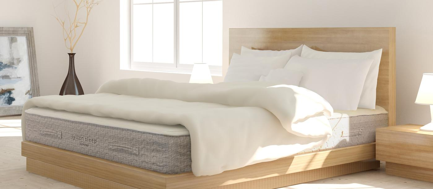 lytton sleep bed