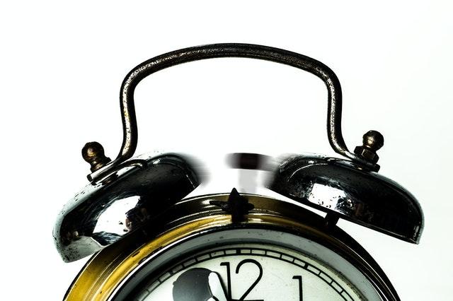 adjust your sleep schedule