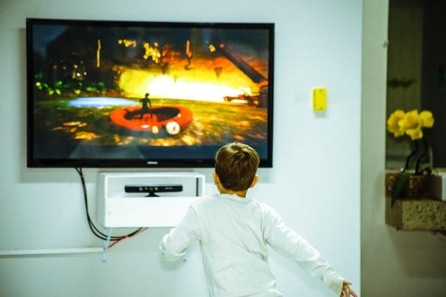 the downside of tv for kids sleep