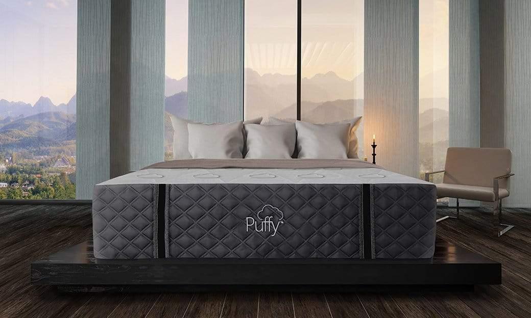 puffy royal bed