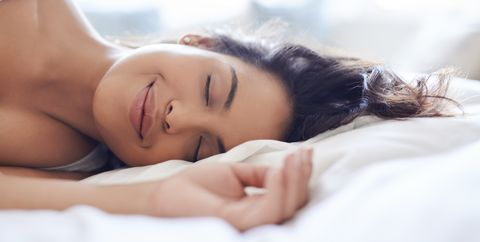 tips on how to get to sleep after having a bad dream