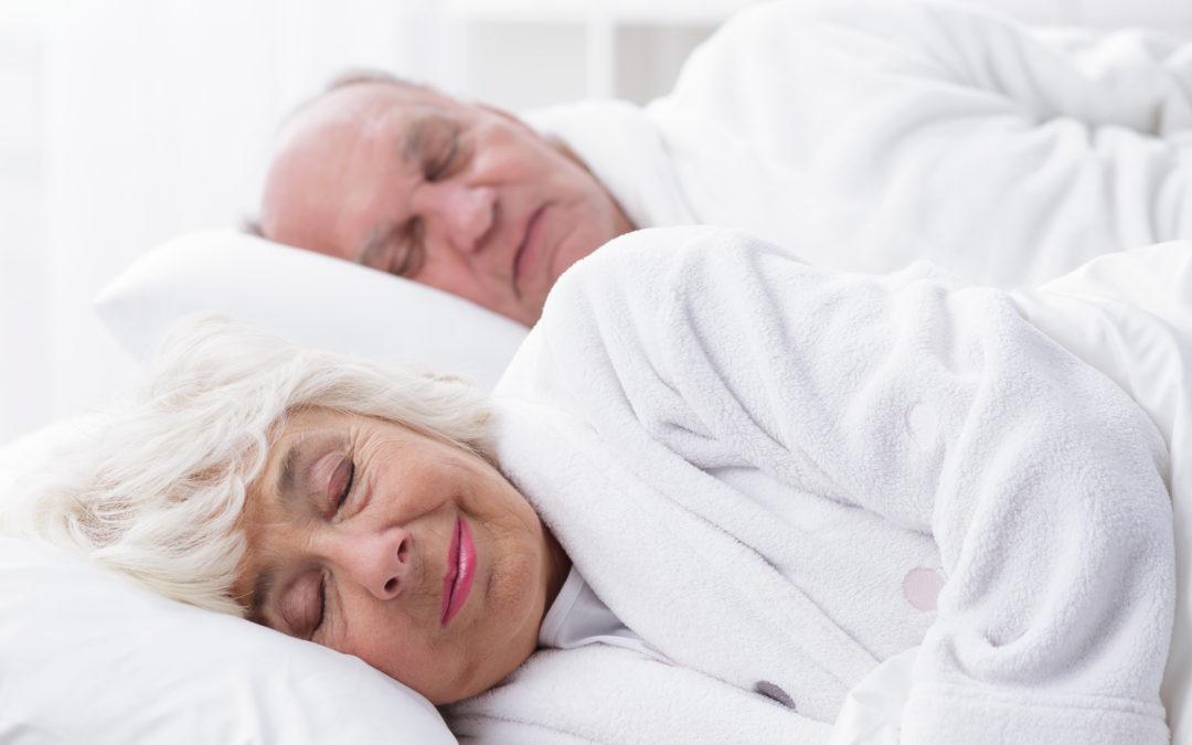 comfortable sleep at every age