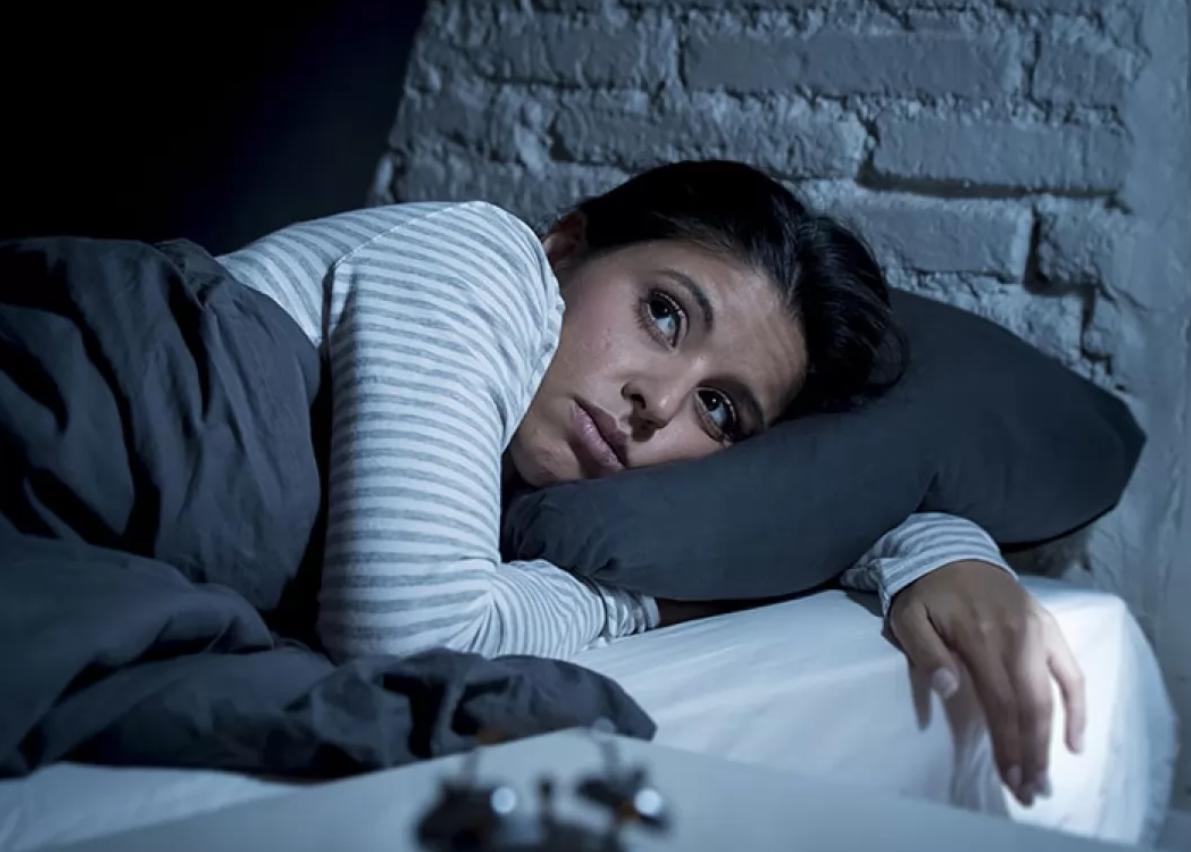 sleep after horror movies