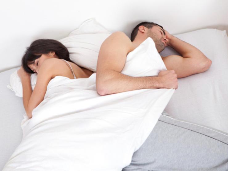 ways to not get sleep divorced