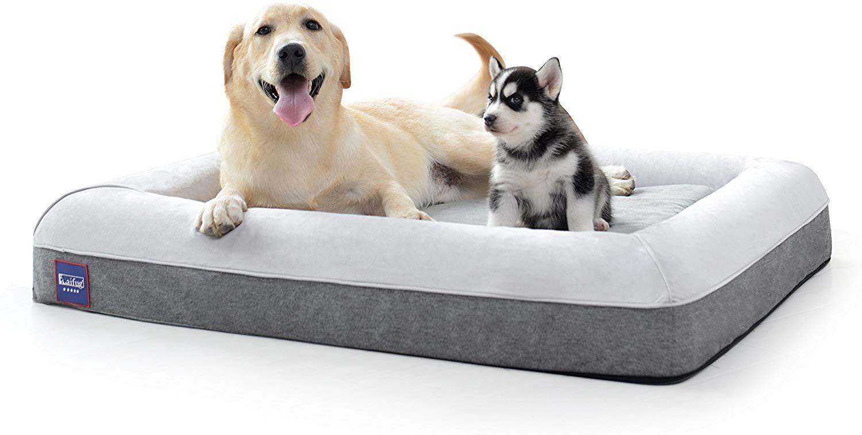 laifug orthopedic joint pain dog bed
