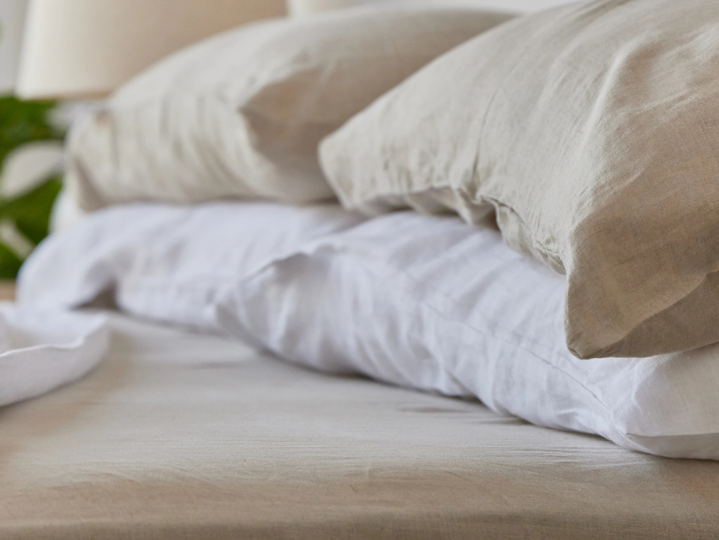 linen and quilts
