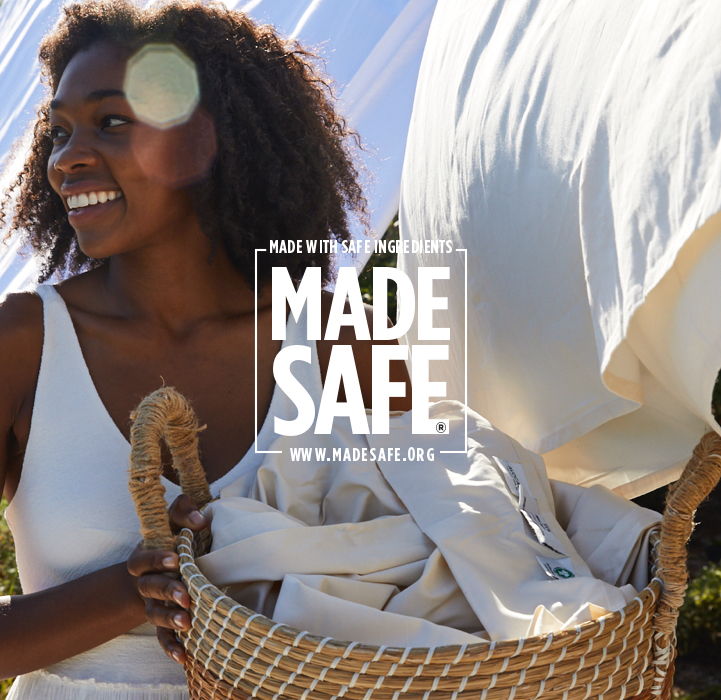 made safe certification organic sheets