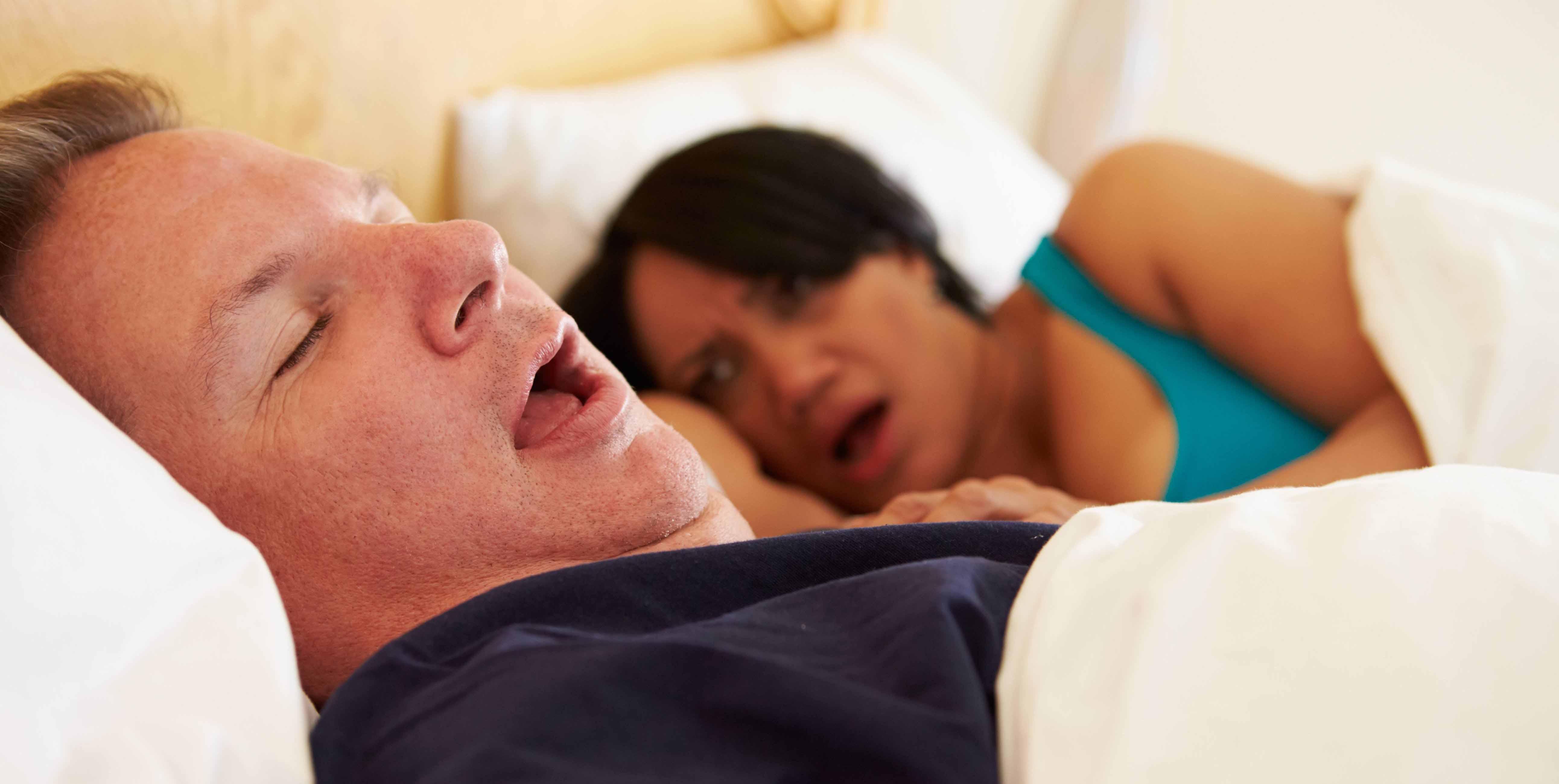 obesity causes snoring