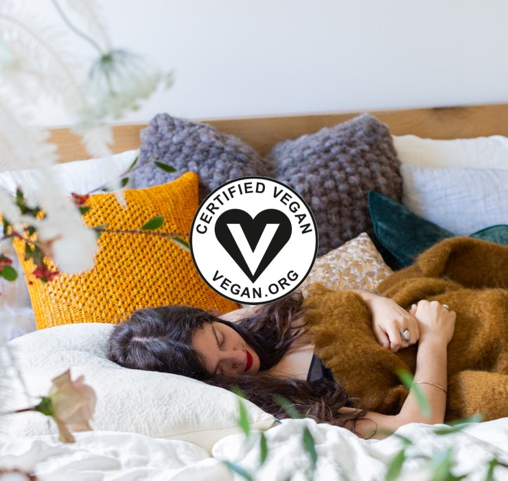 where to get a vegan bed
