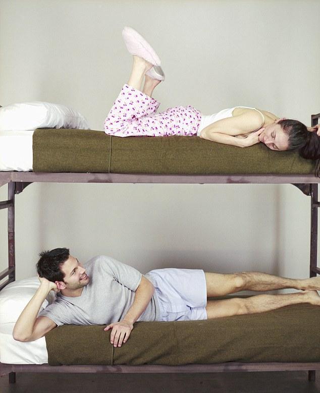 choosing to sleep apart