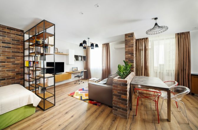 more space how to studio apartment