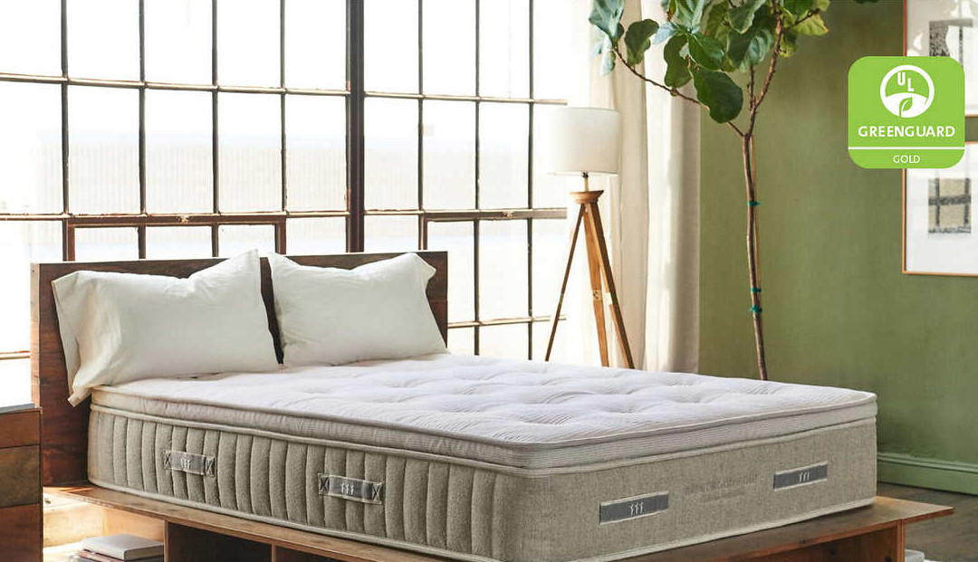 best mattresses for sustainable bedroom