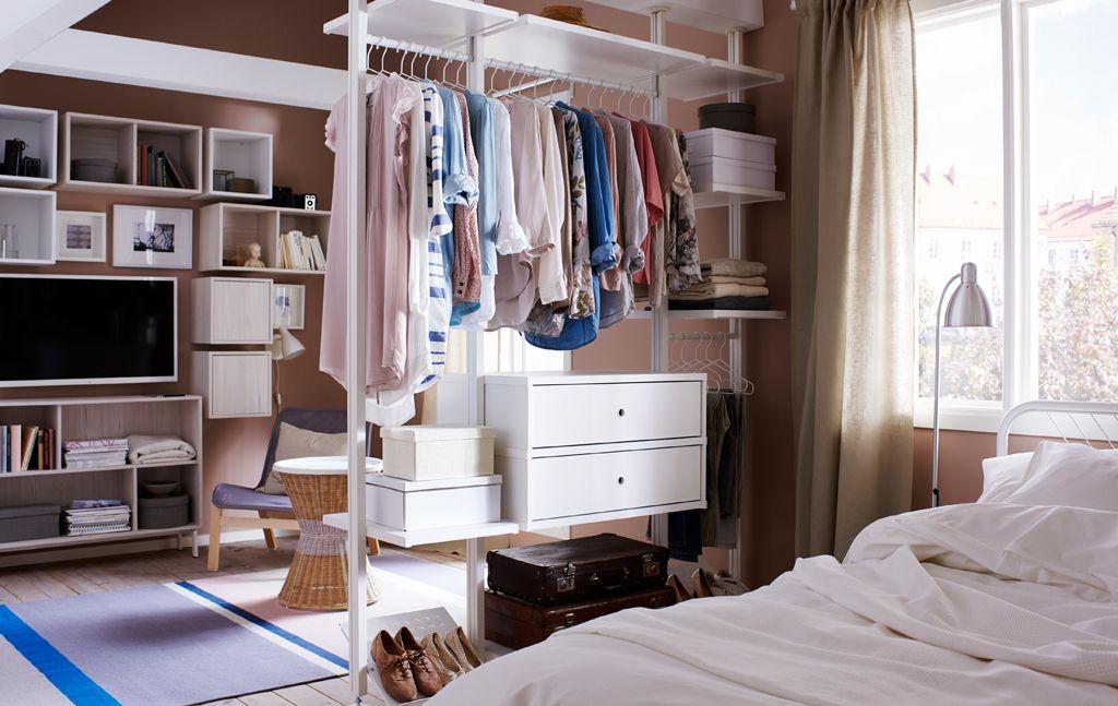 ways to define spaces in bedrooms