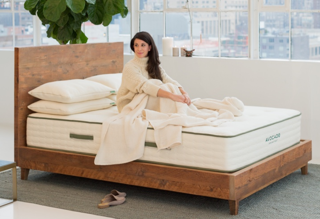 best sustainably made bedroom ever