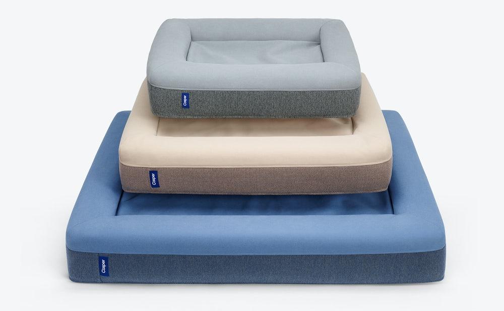 the casper mattress pet beds