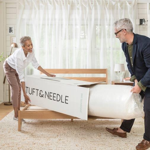 T&N mint mattress review