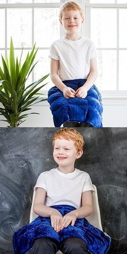 how weighted blankets can be used