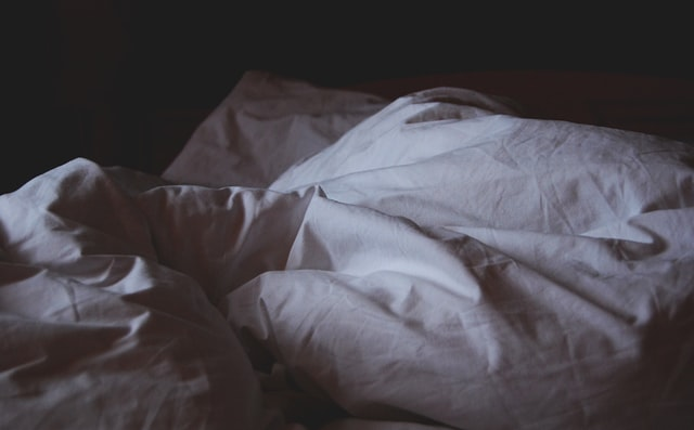losing a loved one and getting sleep