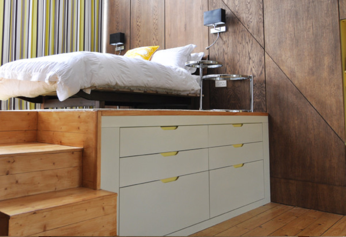 tips for small bedrooms