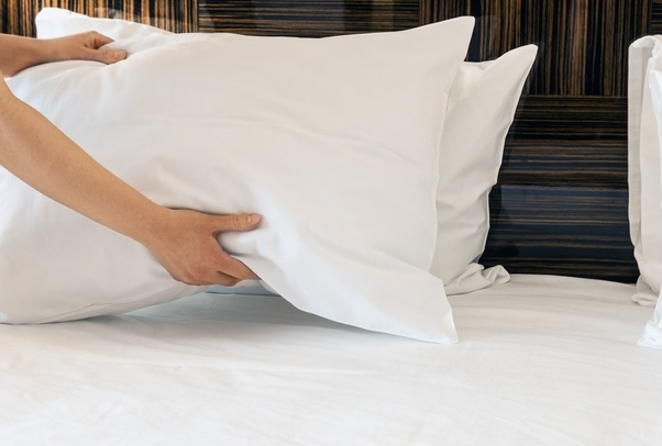 did you buy the right pillows