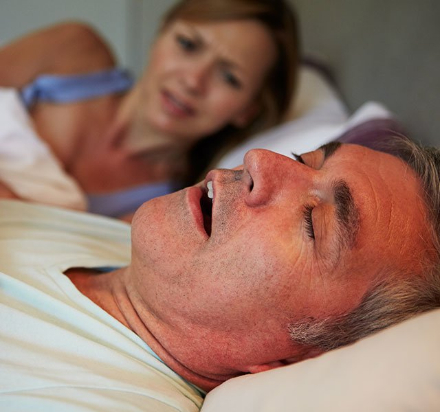 is snoring driving you and your spouse crazy