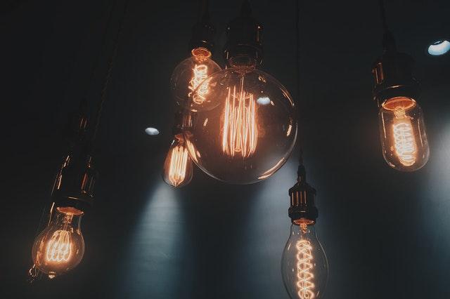 choose industrial style lighting