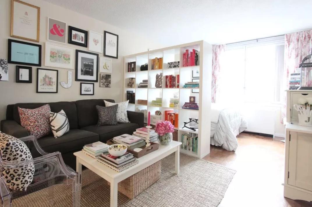 the best storage options for studio bedrooms