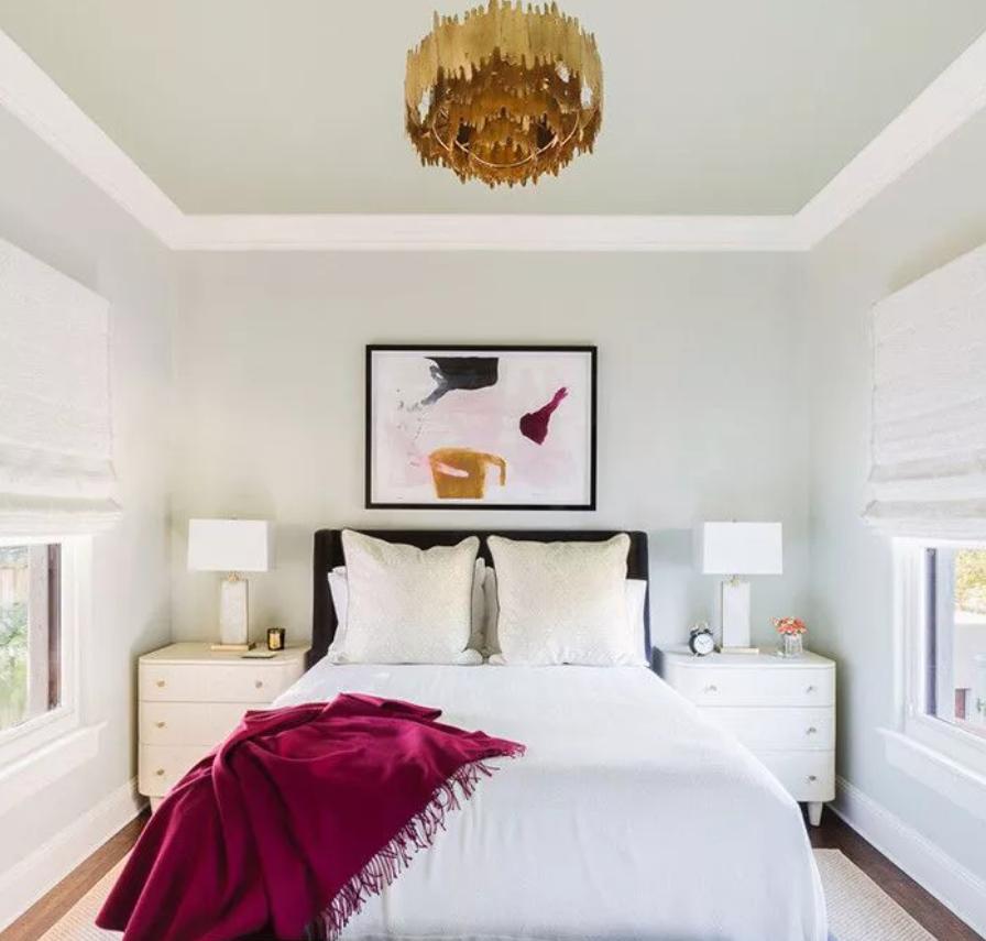 Maximize a small bedroom