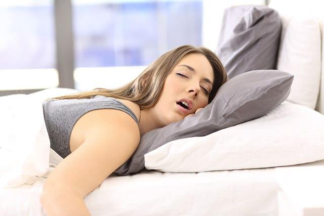 what is causing my snoring