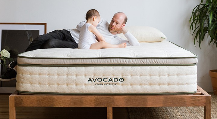 avocado vegan mattress 2