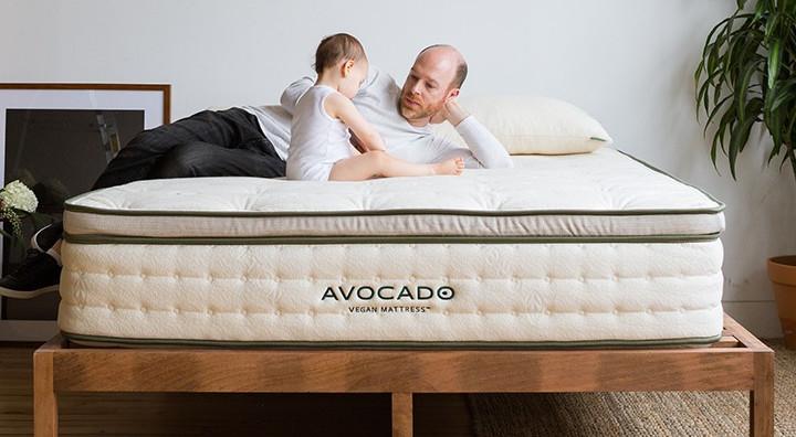 avocado vegan mattress 2