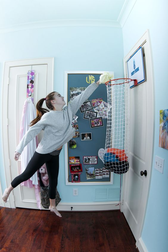 personalize your girls room to fit her personality